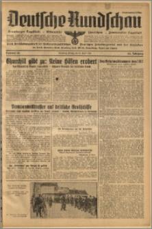 Deutsche Rundschau. J. 64, 1940, nr 86