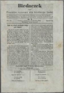 Biedaczek : czyli mały i tani tygodnik dla biednego ludu, 1850.04.13 R. 3 nr 3