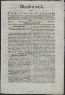 Biedaczek : czyli mały i tani tygodnik dla biednego ludu, 1850.04.20 R. 3 nr 5