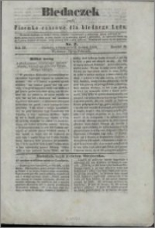 Biedaczek : czyli mały i tani tygodnik dla biednego ludu, 1850.04.27 R. 3 nr 7