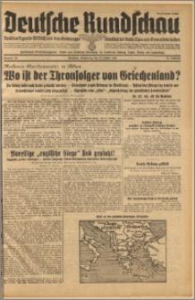Deutsche Rundschau. J. 64, 1940, nr 257