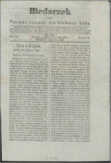 Biedaczek : czyli mały i tani tygodnik dla biednego ludu, 1850.05.08 R. 3 nr 10