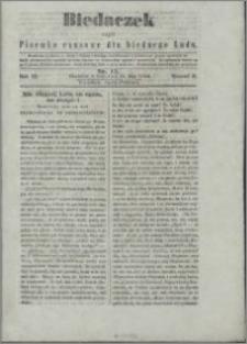 Biedaczek : czyli mały i tani tygodnik dla biednego ludu, 1850.05.11 R. 3 nr 11