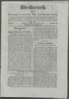 Biedaczek : czyli mały i tani tygodnik dla biednego ludu, 1850.05.15 R. 3 nr 12