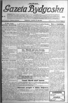 Gazeta Bydgoska 1923.01.23 R.2 nr 17