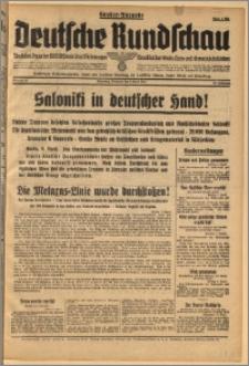 Deutsche Rundschau. J. 64, 1940, nr 84 Dodatek