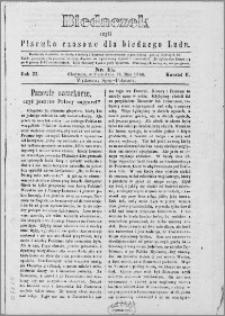 Biedaczek : czyli mały i tani tygodnik dla biednego ludu, 1850.05.29 R. 3 nr 15