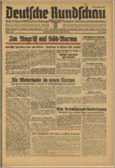 Deutsche Rundschau. J. 65, 1941, nr 296