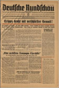 Deutsche Rundschau. J. 66, 1942, nr 87