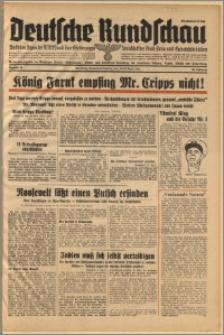 Deutsche Rundschau. J. 66, 1942, nr 91