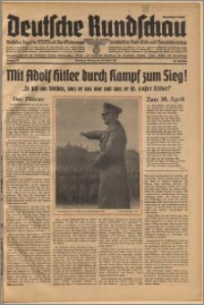 Deutsche Rundschau. J. 66, 1942, nr 92