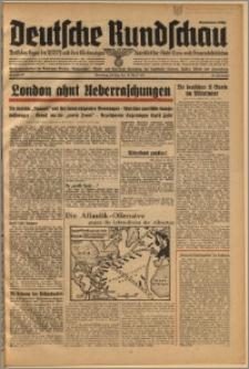 Deutsche Rundschau. J. 66, 1942, nr 96