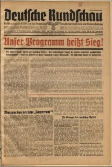 Deutsche Rundschau. J. 66, 1942, nr 98