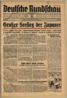 Deutsche Rundschau. J. 66, 1942, nr 109