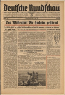 Deutsche Rundschau. J. 66, 1942, nr 137
