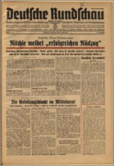 Deutsche Rundschau. J. 66, 1942, nr 142