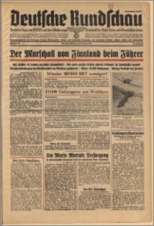 Deutsche Rundschau. J. 66, 1942, nr 151