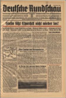Deutsche Rundschau. J. 66, 1942, nr 198