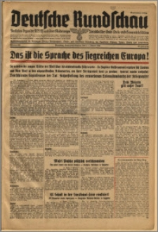 Deutsche Rundschau. J. 66, 1942, nr 234