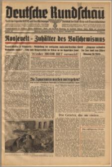 Deutsche Rundschau. J. 66, 1942, nr 258