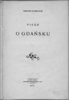 Pieśń o Gdańsku