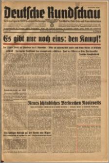 Deutsche Rundschau. J. 66, 1942, nr 265