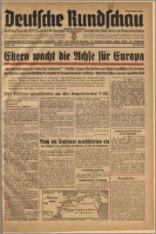 Deutsche Rundschau. J. 66, 1942, nr 268