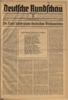 Deutsche Rundschau. J. 66, 1942, nr 304