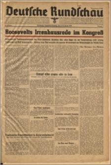 Deutsche Rundschau. J. 67, 1943, nr 7