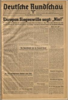 Deutsche Rundschau. J. 67, 1943, nr 28
