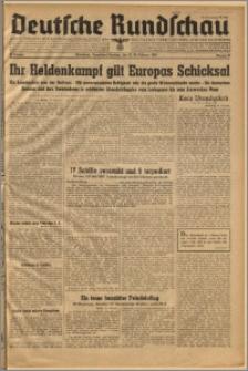 Deutsche Rundschau. J. 67, 1943, nr 49