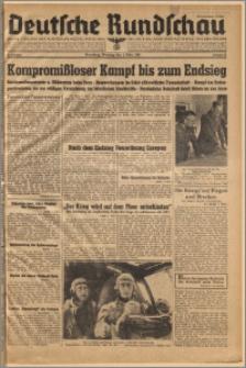 Deutsche Rundschau. J. 67, 1943, nr 51