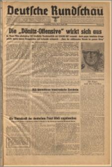 Deutsche Rundschau. J. 67, 1943, nr 78