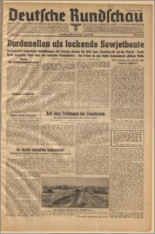 Deutsche Rundschau. J. 67, 1943, nr 82