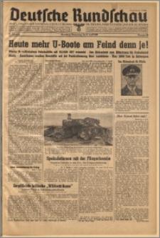 Deutsche Rundschau. J. 67, 1943, nr 83