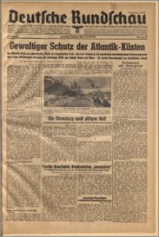 Deutsche Rundschau. J. 67, 1943, nr 87