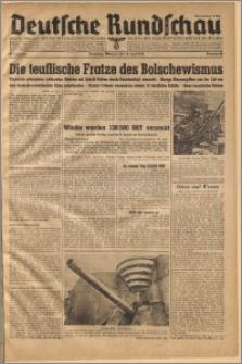 Deutsche Rundschau. J. 67, 1943, nr 88