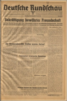 Deutsche Rundschau. J. 67, 1943, nr 89