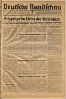 Deutsche Rundschau. J. 67, 1943, nr 92