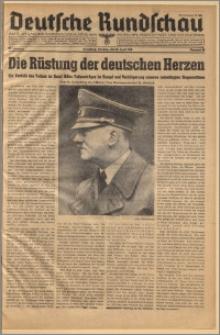 Deutsche Rundschau. J. 67, 1943, nr 93
