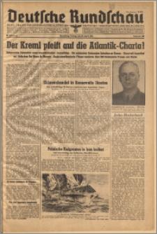 Deutsche Rundschau. J. 67, 1943, nr 101