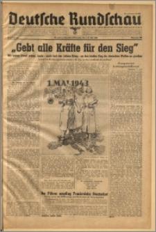 Deutsche Rundschau. J. 67, 1943, nr 102