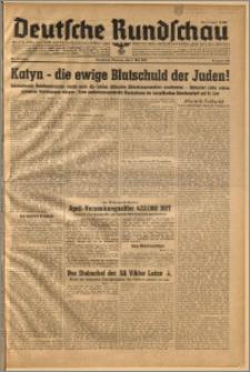 Deutsche Rundschau. J. 67, 1943, nr 104