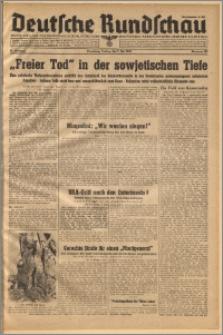 Deutsche Rundschau. J. 67, 1943, nr 107