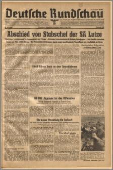 Deutsche Rundschau. J. 67, 1943, nr 108