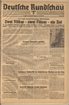 Deutsche Rundschau. J. 67, 1943, nr 120