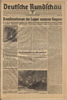 Deutsche Rundschau. J. 67, 1943, nr 121