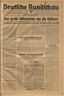 Deutsche Rundschau. J. 67, 1943, nr 125
