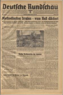 Deutsche Rundschau. J. 67, 1943, nr 127