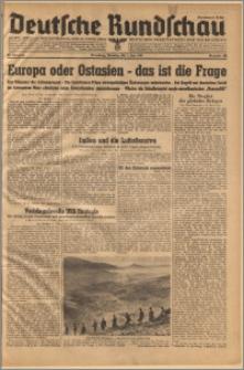 Deutsche Rundschau. J. 67, 1943, nr 128